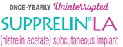 SUPPRELIN LA Logo